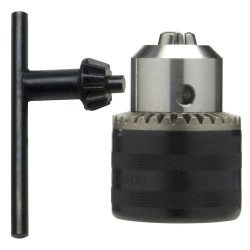 Portabrocas Con Llave 13 mm. 1/2 Hembra