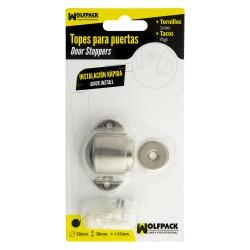 Pegamento Pvc  Wolfpack  Con Pincel 500 cm³