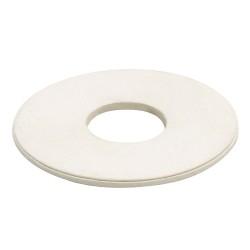 Plafón Embellecedor de Color Negro Para Estufa 150 mm.