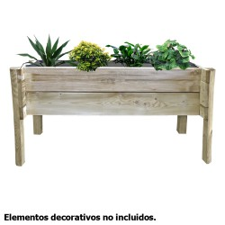 Huerto Urbano 100x40x50cm