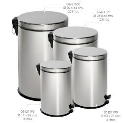 Grapas 18 mm. Para Grapadora Mallas (Caja 600 Unidades)