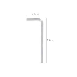 Cinta Atadora PVC 11 x 0,15 mm. x 26 metros Blanco (Pack de10 Rollos)