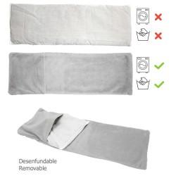 Cinta Adhesiva Aluminio Negro 48 mm. x  5 m. 66 micras