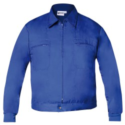 Chaqueta De Trabajo Azul Talla 60