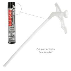 Grapa Metalica 1 Pata       8 mm. Wolfpack Caja 100 unidades