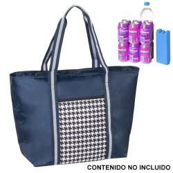 Pantalon De Trabajo Largo, Color Azul, Multibolsillos, Resistente, Talla 40
