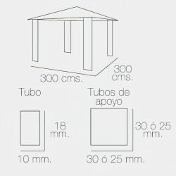 Malla Sombreo 90%, Rollo 4 x 100 metros, Reduce Radiación, Protección Jardín y Terraza, Regula Temperatura, Color Verde Oscuro