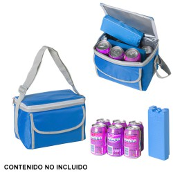 Nevera Bolsa Termica 5 Litros Azul