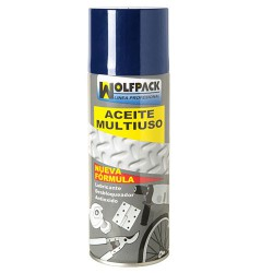 Spray Aceite Lubricante Multiuso 400 ml