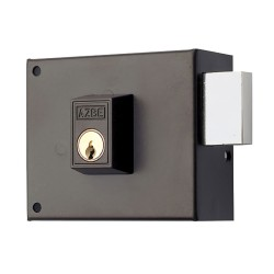Cerradura Azbe  124-a/hp/ 8/ Izquierda