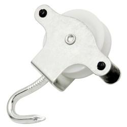 Bisagra Ucem  989-he/ 75 mm. Doble Accion