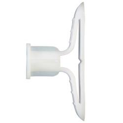 Cinta Persiana Wolfpack Gris 22 mm. Rollo 50 metros