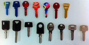 Tipos de llaves para copiar